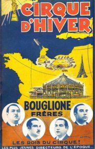 Cirque d'Hiver Poster (c.1935)