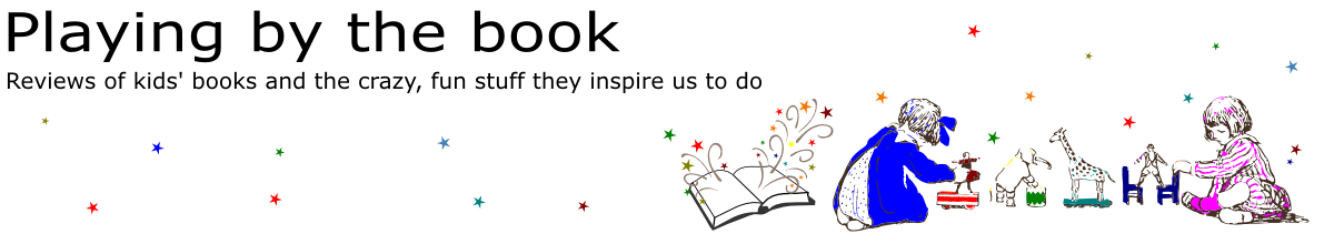 playing by the book logo