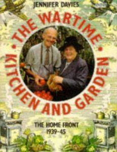 wartime kitchen and garden